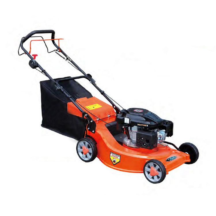 6 HP Cylinder Petrol Lawn Mower Garden Portable Lawn Mower With B&S or Honda Engine