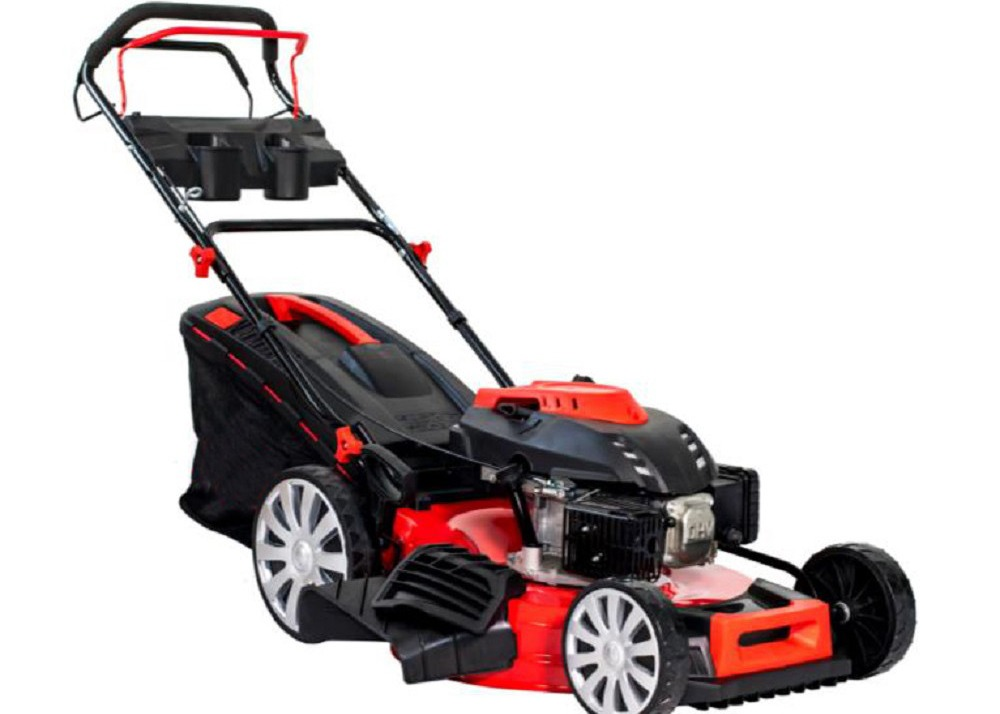 60L Gasoline Self Propelled 20 Inch 51cm Lawn Mower